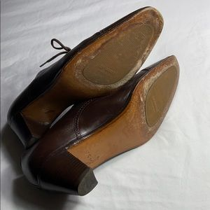 Gravati Shoes - Gravati brown leather heels sz 7.5 US